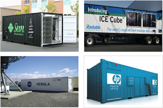 Containerized Data Centers = Green IT