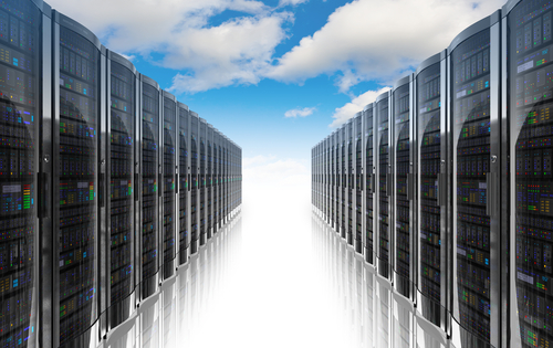 """Cloud Data Centers"" are Greener and Cleaner"